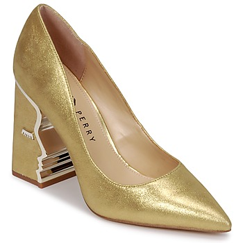 Shoes Women Court shoes Katy Perry THE CELINA Gold