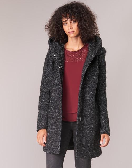 material Women coats Only ONLSEDONA Black