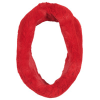 Clothes accessories Women Scarves André ELENA Red