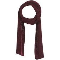 Clothes accessories Men Scarves André NICOLAS Bordeaux
