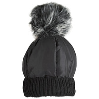Clothes accessories Women hats André PARKA Black