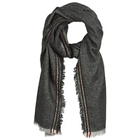 Clothes accessories Men Scarves André CAFE Grey