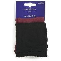 Clothes accessories Women Socks André TATOU Multicoloured