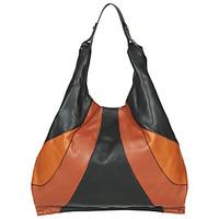 Bags Women Shoulder bags André PAULINE Black / Brown