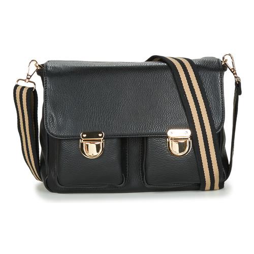 Bags Women Messenger bags André SARAH Black