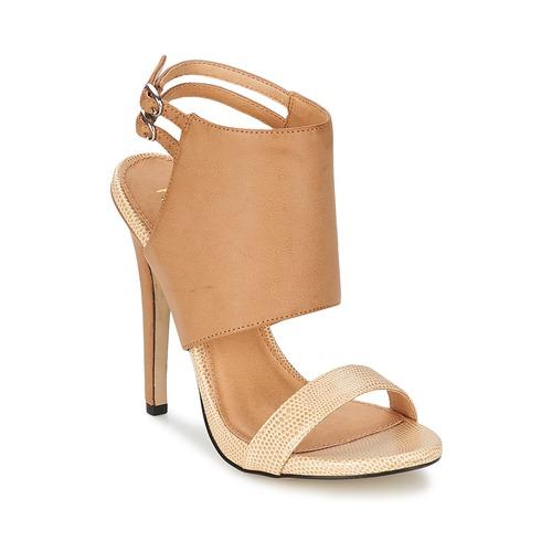 Shoes Women Sandals Ravel MISSISSIPPI Nude / Beige