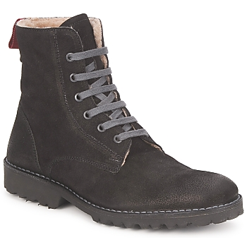 Shoes Women Mid boots Swamp STIVALETTO LANA Black
