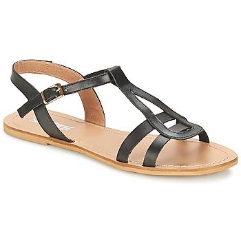 Shoes Women Sandals So Size DURAN Black