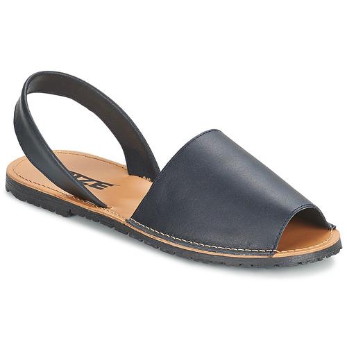 Shoes Women Sandals So Size LOJA Marine