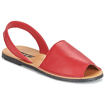 Shoes Women Sandals So Size LOJA Red