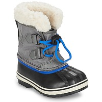 Shoes Children Snow boots Sorel CHILDRENS YOOT PAC NYLON City / Grey