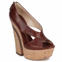 Shoes Women Sandals Casadei ELEANORE Castagna