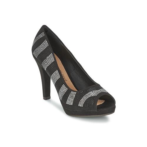 Shoes Women Court shoes Moony Mood RESERVI Black