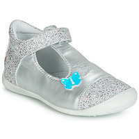 Shoes Girl Ballerinas GBB MERCA Silver
