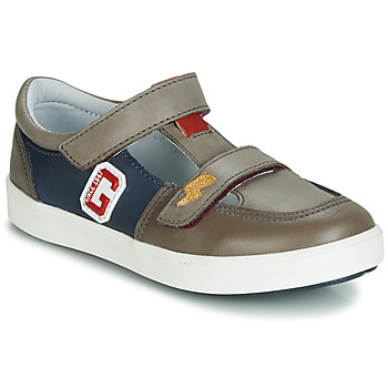 Shoes Boy Low top trainers GBB VARNO Grey