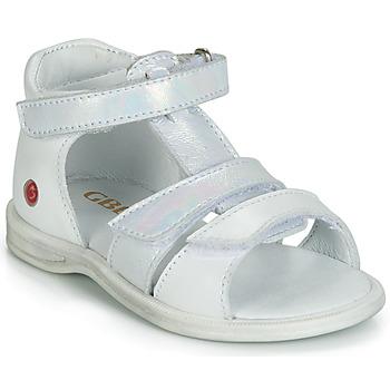 Shoes Girl Sandals GBB NAVIZA White