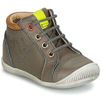 Shoes Boy High top trainers GBB TARAVI Grey