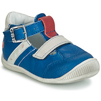 Shoes Boy High top trainers GBB BALILO Vte / Blue / Electric / Dpf / Raiza