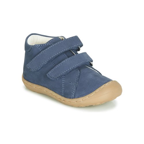 Shoes Boy High top trainers GBB MAGAZA Blue