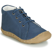Shoes Boy High top trainers GBB FREDDO Blue
