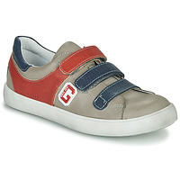 Shoes Boy Low top trainers GBB POMMOR Grey