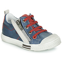 Shoes Boy Low top trainers GBB STELLIO Vte / Blue / Dpf / Lucky