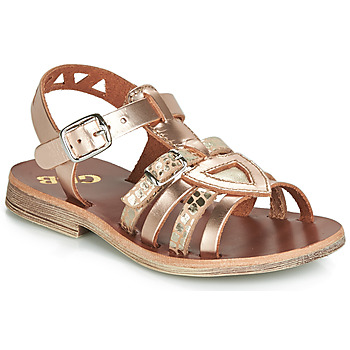 Shoes Girl Sandals GBB FANNI Pink