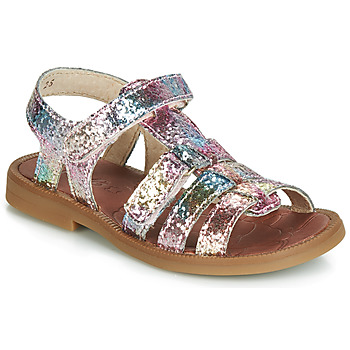 Shoes Girl Sandals GBB KATAGAMI Multicolour