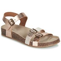 Shoes Girl Sandals GBB BIGA Pink