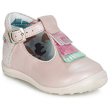 Shoes Girl Ballerinas Catimini BIMA Pink