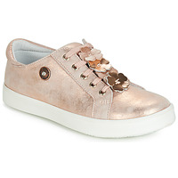 Shoes Girl Low top trainers Catimini CRISTOL Pink