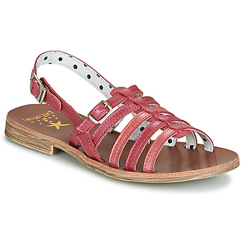 Shoes Girl Sandals Catimini NOBO Pink