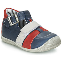 Shoes Boy High top trainers Catimini TIMOR Vte / Marine red / Dpf / Kimbo