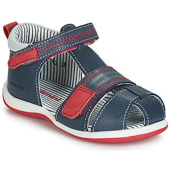 Shoes Boy Sandals Catimini BALIMO Blue