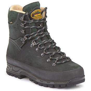 Shoes Men Hiking shoes Meindl ISLAND Anthracite / Green