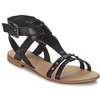 Shoes Women Sandals Casual Attitude JOSPRO Black
