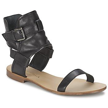 Shoes Women Sandals Casual Attitude PANTOLA Black