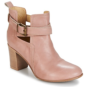 Shoes Women Ankle boots Casual Attitude SEROLA Pink
