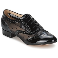 Shoes Women Brogue shoes Fericelli ABIAJE Black