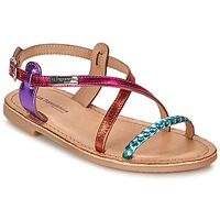 Shoes Girl Sandals Les Tropéziennes par M Belarbi BALADIN Multicoloured