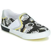 Shoes Boy Low top trainers Catimini CAMAZO Grey