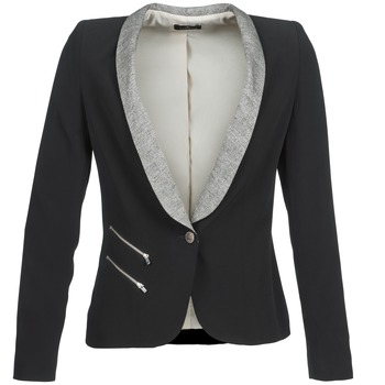 material Women Jackets / Blazers One Step VIOLON Black
