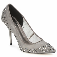 Shoes Women Court shoes Bourne SAMANTHA Smoke-mesh