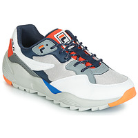 Shoes Men Low top trainers Fila VAULT CMR JOGGER CB LOW Grey / Orange