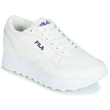 Shoes Women Low top trainers Fila ORBIT ZEPPA L WMN White