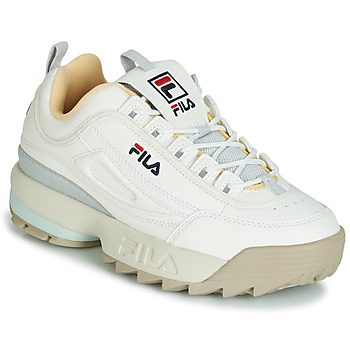Shoes Women Low top trainers Fila DISRUPTOR CB LOW WMN White / Grey