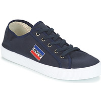 Shoes Men Low top trainers Levi's MALIBU SPORTSWEAR Blue