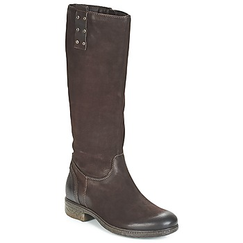 Shoes Women Boots Dream in Green CHAHINE Brown
