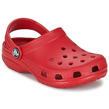 Shoes Children Clogs Crocs CLASSIC Red