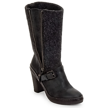 Shoes Women Boots Buttero MERENS Black / Grey